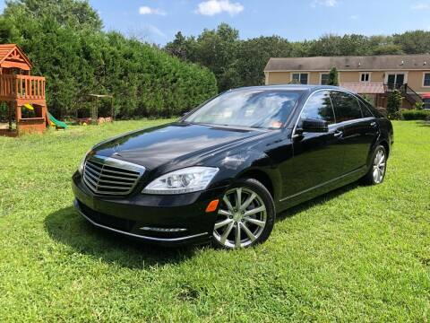 2013 Mercedes-Benz S-Class for sale at Ultimate Motors in Port Monmouth NJ
