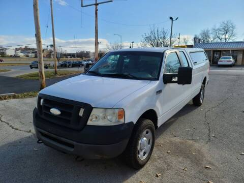 2008 Ford F-150 for sale at Auto Hub in Grandview MO