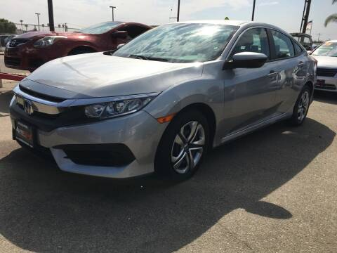 2016 Honda Civic for sale at Auto Max of Ventura in Ventura CA