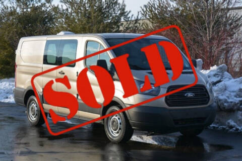 2015 Ford Transit Cargo for sale at Signature Truck Center - Cargo Vans in Crystal Lake IL