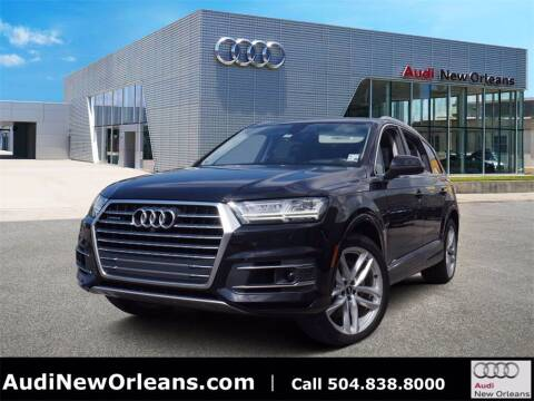 2017 Audi Q7 for sale at Metairie Preowned Superstore in Metairie LA