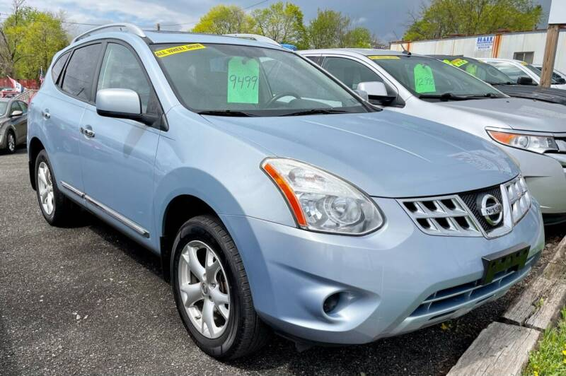 2011 Nissan Rogue for sale at Mayer Motors of Pennsburg in Pennsburg PA