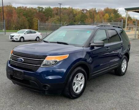 2012 Ford Explorer for sale at Bluesky Auto in Bound Brook NJ