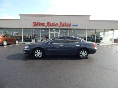 2008 Buick LaCrosse for sale at Mira Auto Sales in Dayton OH