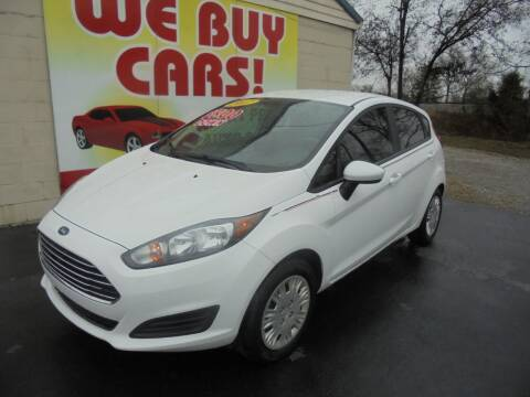 2017 Ford Fiesta for sale at Right Price Auto Sales in Murfreesboro TN