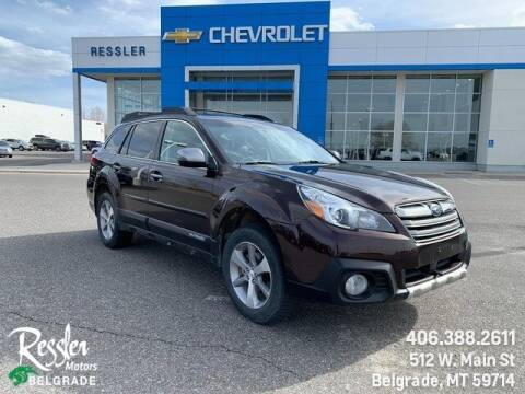2013 Subaru Outback for sale at Danhof Motors in Manhattan MT