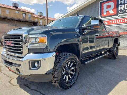 2018 GMC Sierra 2500HD for sale at Red Rock Auto Sales in Saint George UT