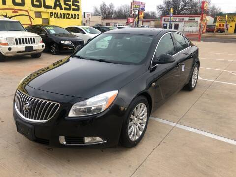 2011 Buick Regal for sale at D & M Vehicle LLC in Oklahoma City OK