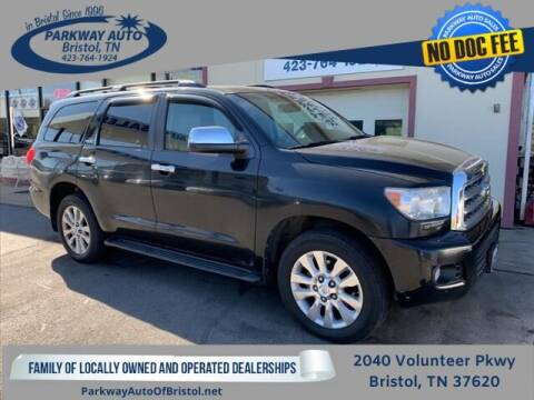 2011 Toyota Sequoia for sale at PARKWAY AUTO SALES OF BRISTOL in Bristol TN
