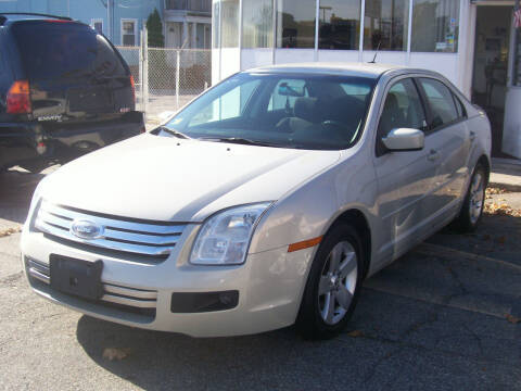 2008 Ford Fusion for sale at Dambra Auto Sales in Providence RI