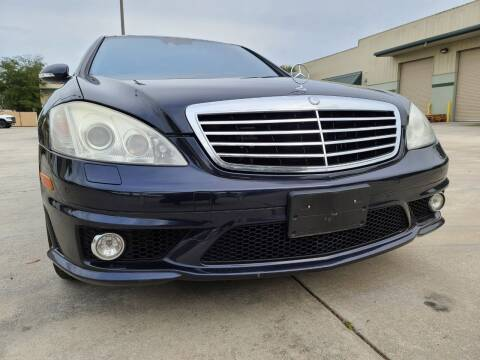 2008 Mercedes-Benz S-Class for sale at Monaco Motor Group in Orlando FL