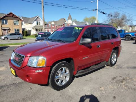 2003 GMC Envoy for sale at AFFORDABLE AUTO, LLC in Green Bay WI