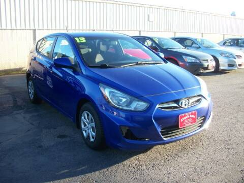 2013 Hyundai Accent for sale at Lloyds Auto Sales & SVC in Sanford ME
