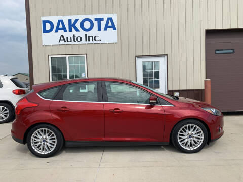 2014 Ford Focus for sale at Dakota Auto Inc. in Dakota City NE