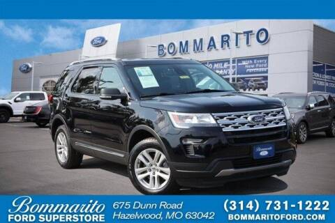 2019 Ford Explorer for sale at NICK FARACE AT BOMMARITO FORD in Hazelwood MO