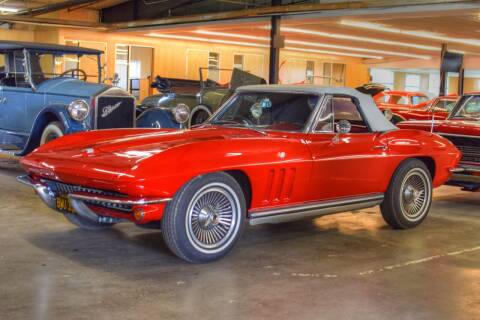 1965 Chevrolet Corvette for sale at Hooked On Classics in Watertown MN