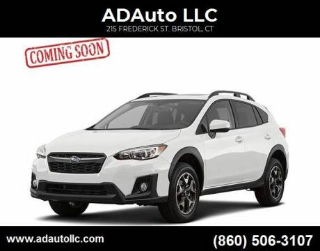 2018 Subaru Crosstrek for sale at ADAuto LLC in Bristol CT