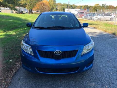 2010 Toyota Corolla for sale at Speed Auto Mall in Greensboro NC