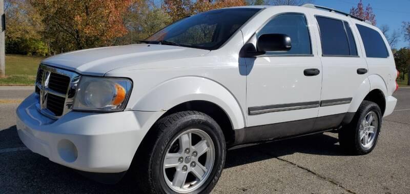 2008 Dodge Durango for sale at Superior Auto Sales in Miamisburg OH