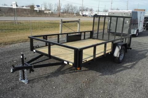 2021 Quality Steel 14 FT LANDSCAPE for sale at Bryan Auto Depot in Bryan OH