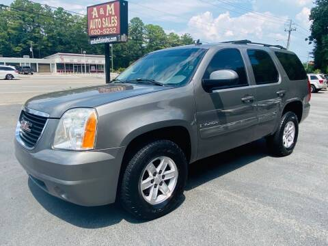 2007 GMC Yukon for sale at A & M Auto Sales, Inc in Alabaster AL