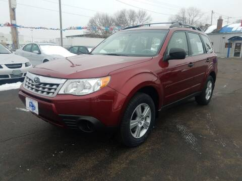 2011 Subaru Forester for sale at THE AUTO SHOP ltd in Appleton WI