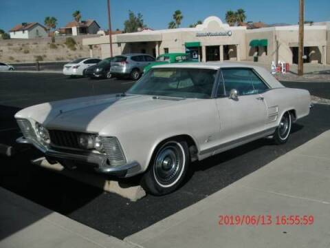 1964 Buick Riviera for sale at Classic Car Deals in Cadillac MI