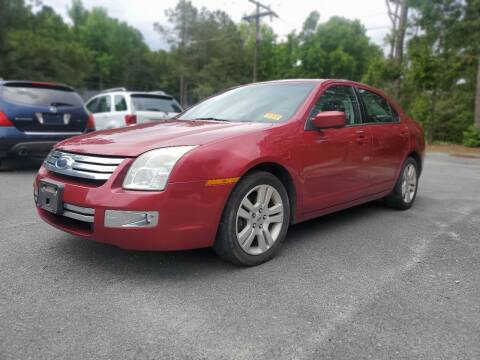 2008 Ford Fusion for sale at Tri State Auto Brokers LLC in Fuquay Varina NC