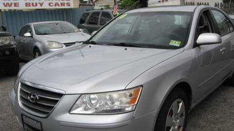2010 Hyundai Sonata for sale at JERRY'S AUTO SALES in Staten Island NY