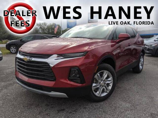 2020 Chevrolet Blazer for sale in Live Oak, FL