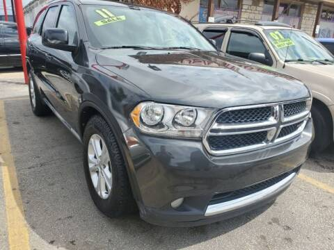2011 Dodge Durango for sale at USA Auto Brokers in Houston TX