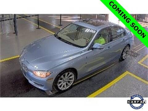 2012 BMW 3 Series for sale at LAKESIDE MOTORS, INC. in Sachse TX