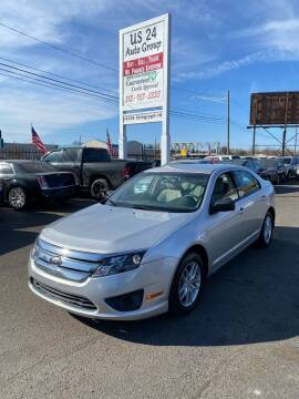 2012 Ford Fusion for sale at US 24 Auto Group in Redford MI