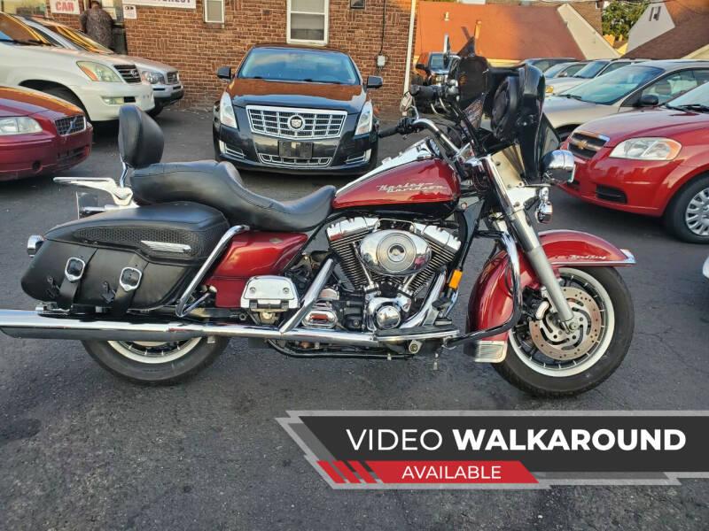 2000 Harley-Davidson FLHRI for sale at Kar Connection in Little Ferry NJ