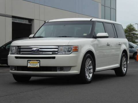 2012 Ford Flex for sale at Loudoun Motor Cars in Chantilly VA