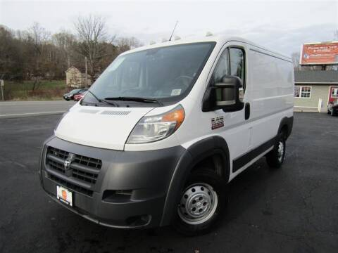 2014 RAM ProMaster Cargo for sale at Guarantee Automaxx in Stafford VA
