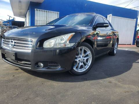 2011 Nissan Maxima for sale at GENERATION 1 MOTORSPORTS #1 in Los Angeles CA