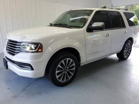 2015 Lincoln Navigator for sale at Bailey Family Auto Sales in Lincoln AR