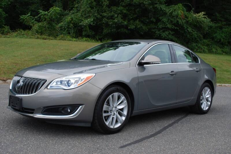 2017 Buick Regal for sale at New Milford Motors in New Milford CT