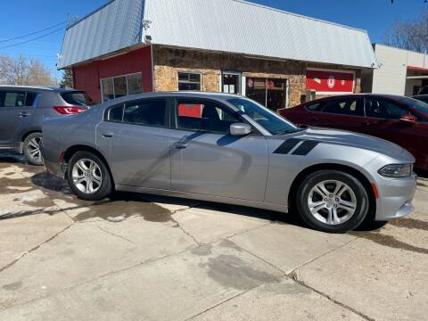 2017 Dodge Charger for sale at PYRAMID MOTORS AUTO SALES in Florence CO