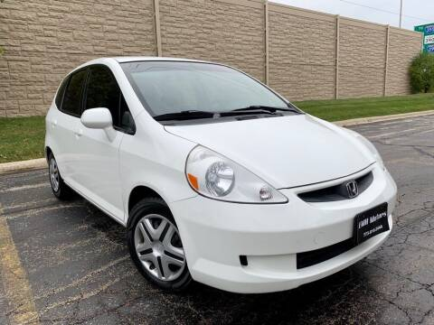 2007 Honda Fit for sale at EMH Motors in Rolling Meadows IL