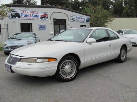 1993 Lincoln Mark VIII for sale at Pure 1 Auto in New Bern NC