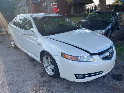 2008 Acura TL for sale at Trocci's Auto Sales in West Pittsburg PA