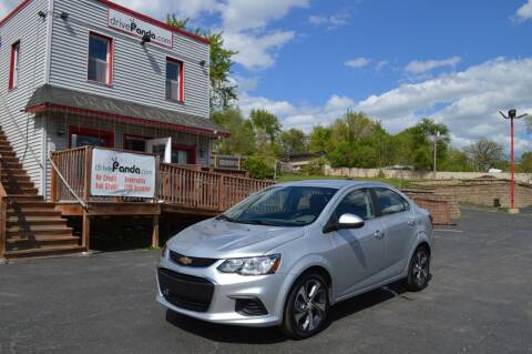 2020 Chevrolet Sonic for sale at DrivePanda.com Joliet in Joliet IL