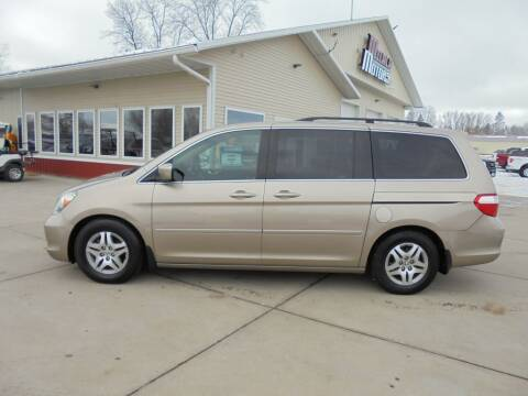2006 Honda Odyssey for sale at Milaca Motors in Milaca MN