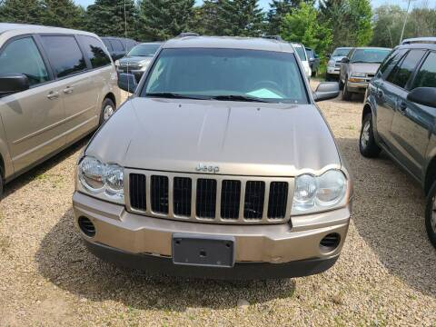 2006 Jeep Grand Cherokee for sale at Craig Auto Sales in Omro WI