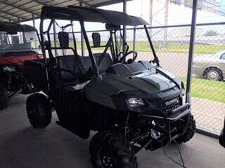 2021 Honda PIONEER 700-2 GREEN for sale at Irv Thomas Honda Suzuki Polaris in Corpus Christi TX