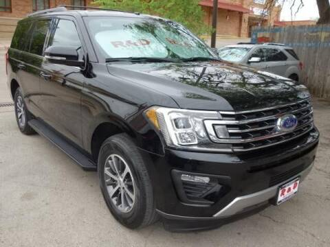 2018 Ford Expedition for sale at R & D Motors in Austin TX