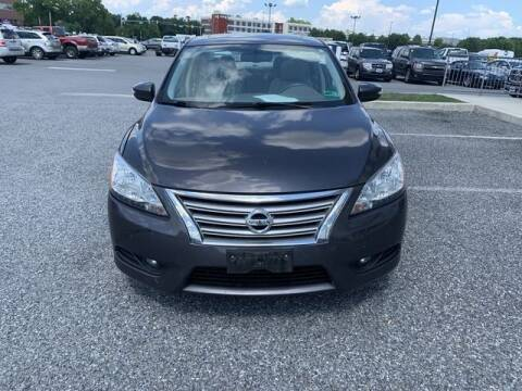 2014 Nissan Sentra for sale at King Motors featuring Chris Ridenour in Martinsburg WV