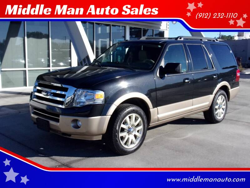 2011 Ford Expedition for sale at Middle Man Auto Sales in Savannah GA